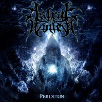 Astral Winter - Perdition CD