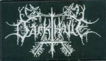 Darkthule Logo Patch 7,5x4,5cm