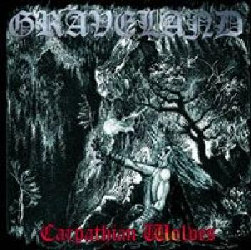 Graveland - Carpathian Wolves A5 Digipak CD