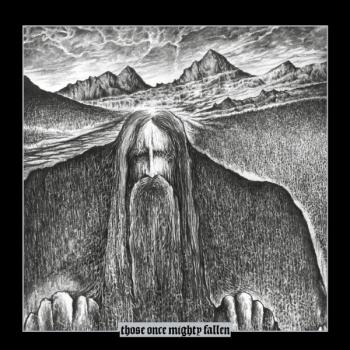 Ildjarn /  Hate Forest - Those Once Mighty Fallen CD