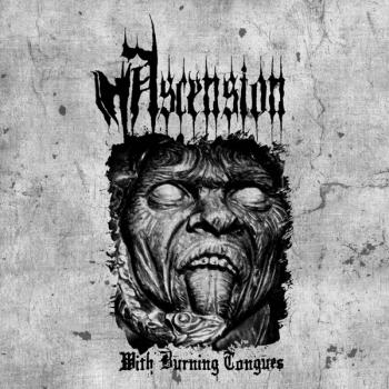 Ascension - With burning tongues CD