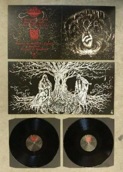 Garotting Deep/Fôr - Void Asceticism Gatefold Split-LP