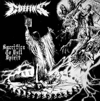 COFFINS - Sacrifice To Evil Spirit (Re-issue + Bonus) Gatefold DLP