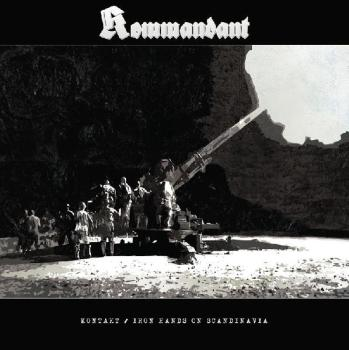 Kommandant - Kontakt & Iron Hands On Scandinavia LP lim. 250