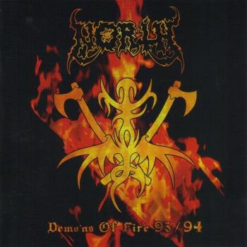 North - Demo'ns Of Fire 93/94 CD