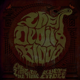 The Devil's Blood -  The Time Of No Time ...  Digibook CD