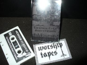 Streams of Blood -  The Descent To The Source Of Disorder Tape lim. 100