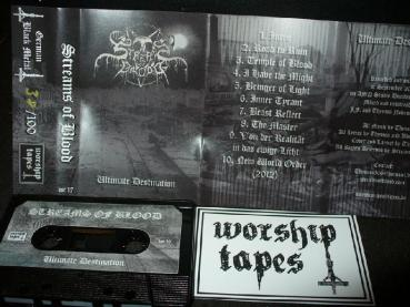 Streams of Blood -  Ultimate Destination Tape lim. 100
