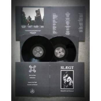 Slaegt - Beautiful and Damned Gatefold MLP