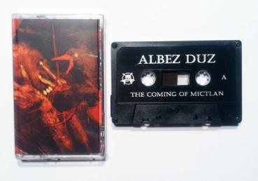 Albez Duz - The coming Of Mictlan Tape