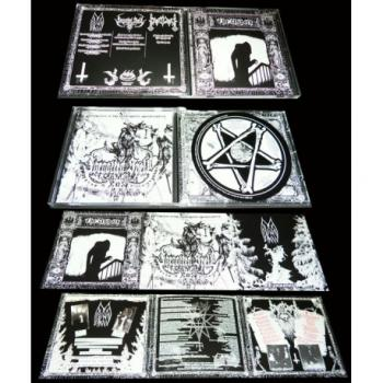 Moonblood / Ensom Skogen / Forgotten Spell - Split-CD