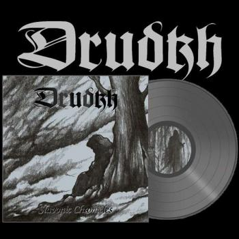 "Drudkh - Slavonic Chronicles 10"" MLP grey wax"