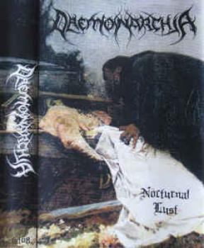Daemonarchia - Nocturnal Lust  Tape lim. 100