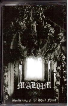 MALUM - Awakening of the Black Flame EP Tape lim. 100