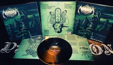 Akrotheism – Behold The Son Of Plagues Gatefold LP