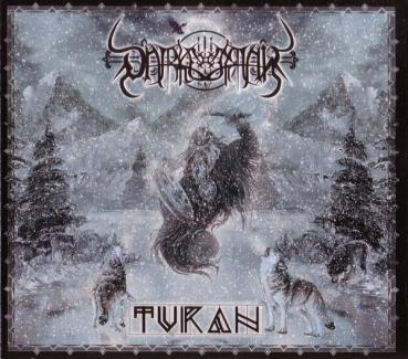 Darkestrah ‎– Turan Digipak CD