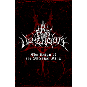 Ars Veneficium - The Reign of the Infernal King Pro - Tape