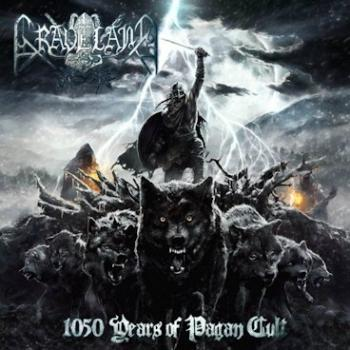 Graveland - 1050 Years of Pagan Cult Digibook CD