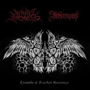 Infamous / Winter Blackness - Symbols of Scarlet Revenge EP