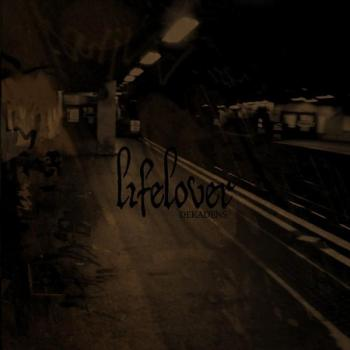Lifelover - Dekadens LP brown wax