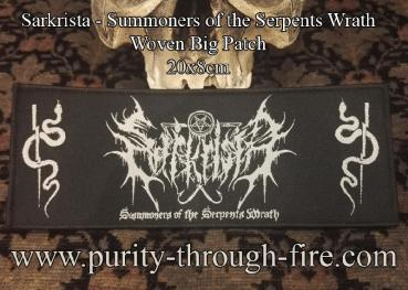 Sarkrista - Summoners of the Serpents Wrath Big Patch