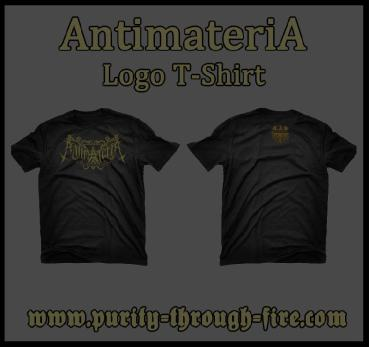 AntimateriaA - Logo T-Shirt
