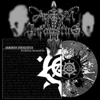 Arkhon Infaustus - Perdition Insanabilis LP Black Wax
