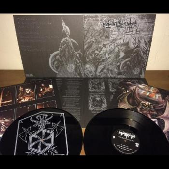 Nokturnal Mortum - To The Gates Of Blasphemous Fire Gatefold LP lim. 400