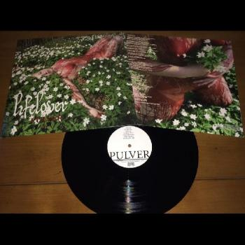 Lifelover - Pulver LP Black Vinyl lim. 500