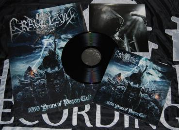 "Graveland - 1050 Years of Pagan Cult 12"" LP black vinyl"