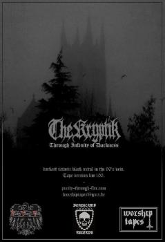 The Kryptik - Through Infinity of Darkness Tape