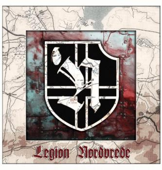 Nordvrede - Legion Nordvrede Gatefold LP with big Booklet