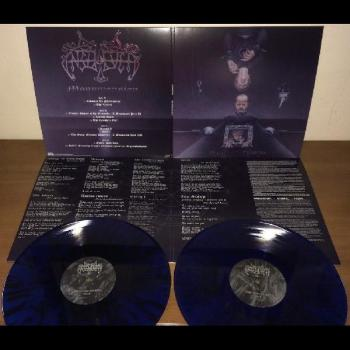 Enslaved - Monumension DLP Splatter Vinyl