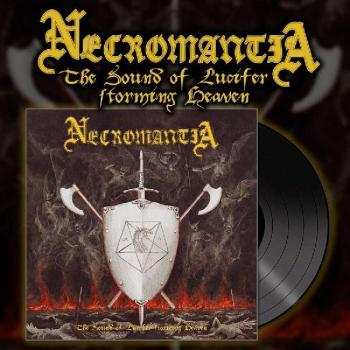 Necromantia - The Sound Of Lucifer Storming Heaven black wax. lim. 250