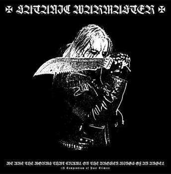 Satanic Warmaster - We Are The Worms...CD