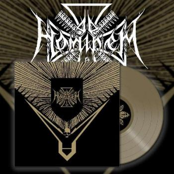 Ad Hominem - Napalm For All LP Gold wax