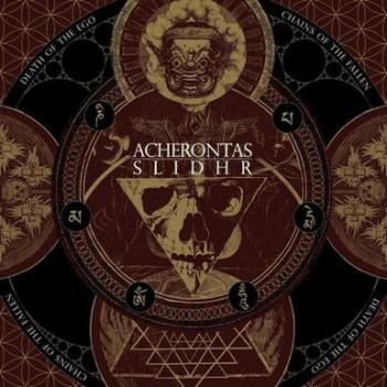 Acherontas / Slidhr - Death Of The Ego / Chains Of The Fallen Gatefold LP