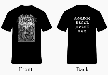 Mystik - Nordic Black Metal Art T-Shirt