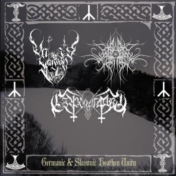 Czarnobog / Valosta Varjoon / Necro Forest Split CD