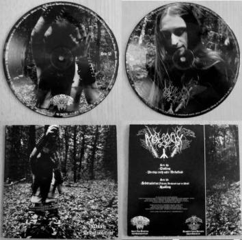 Moloch- Selbstisolation Picture EP lim. 300
