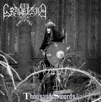 Graveland - Thousand Swords LP white wax