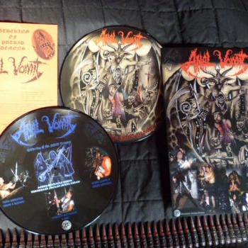 Anal Vomit - Gathering Of Putrid Demons PIC-LP