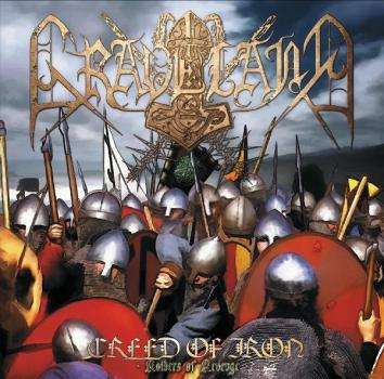 Graveland - Creed Of Iron / Raiders Of Revenge DLP