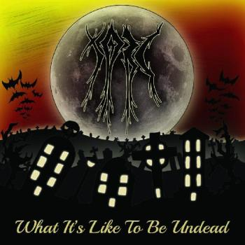 TOBC - What It's Like to Be Undead Digipak CD