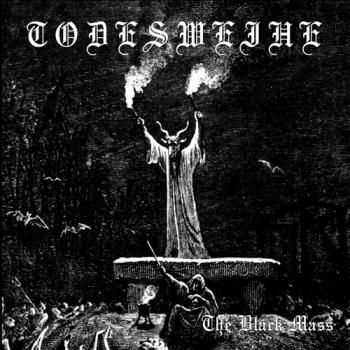 TODESWEIHE - The Black Mass - MCD