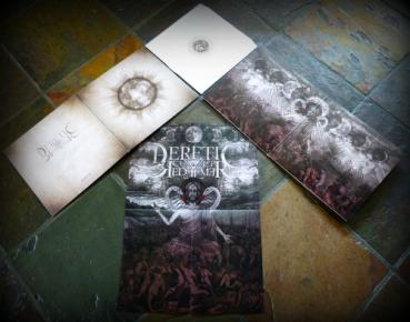 "Heretic Cult Redeemer ""Same"" Gatefold LP + Poster"