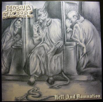 Morbid Macabre – Hell And Damnation LP lim. 300