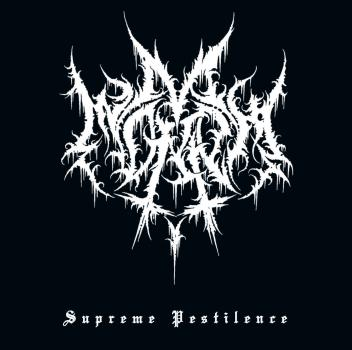 Ad Mortem - Supreme Pestilence - Demo CD
