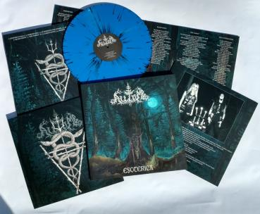 "Automb - Esoterica 12"" LP - Blue/black Splatter version lim. 255"