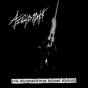 Azelisassath - Evil Manifestations Against Mankind Gatefold LP